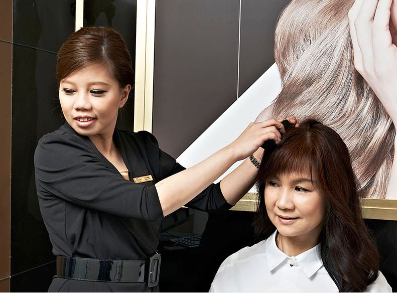 personal consultation and scalp analysis-jonsson protein singapore