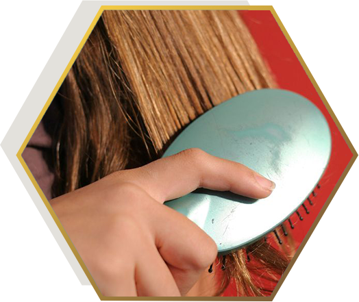 combing hair 100 times a day for shinier hair- myth or fact-jonsson protein singapore