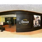 Jonsson Protein exterior design of hair treatment salon