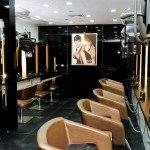 Jonsson Protein inside view of salon hair treatment
