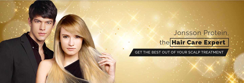hair care expert- jonsson protein singapore