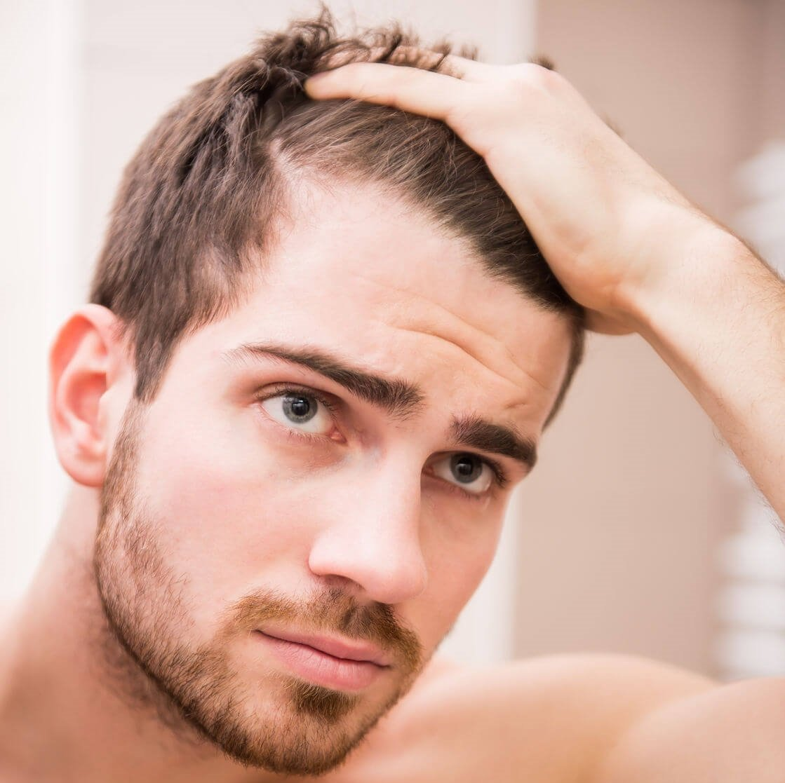 Jonsson Protein hair loss in men