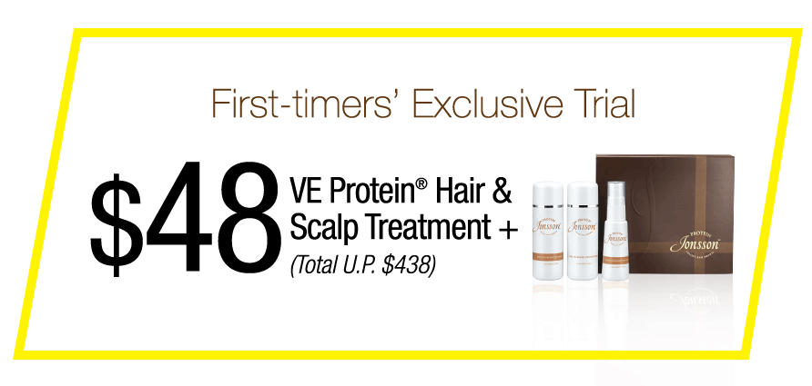 ve protein scalp treatment - jonsson protein singapore